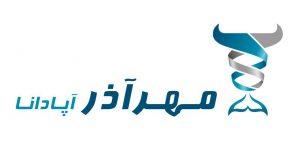 Mehr Azar Logo(asli farsi)